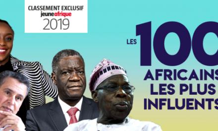 Le classement des 100 Africains les plus influents, reflet de l'Afrique d'aujourd'hui