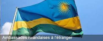 Missions diplomatiques rwandais à l'étranger