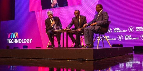 Rwanda-Sénégal : deux pays « frères » réunis à Paris pour le salon du digital VivaTech
