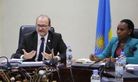 Enfin, AFD/Agence Française de Développement reprend ses droits au Rwanda