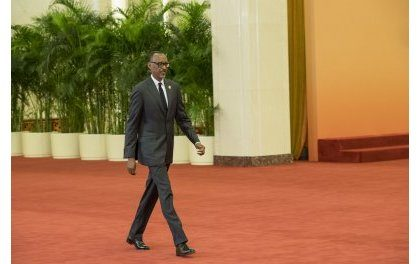 Perezida Kagame na Madamu bitabiriye isabukuru y'ubwigenge bwa Madagascar