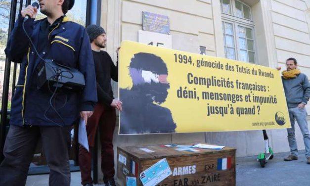 Rwanda : discret hommage du ministère des armées aux soldats de « Turquoise »
