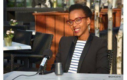 Joëlle Kapompole, députée wallonne,belgo-rwando-congolaise, s'exprime sur le genocide contre les Batutsi, la gouvernance du Rwanda…