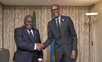 Kagame, Parmi les Meilleurs Présidents Africains Selon Aliko Dangot