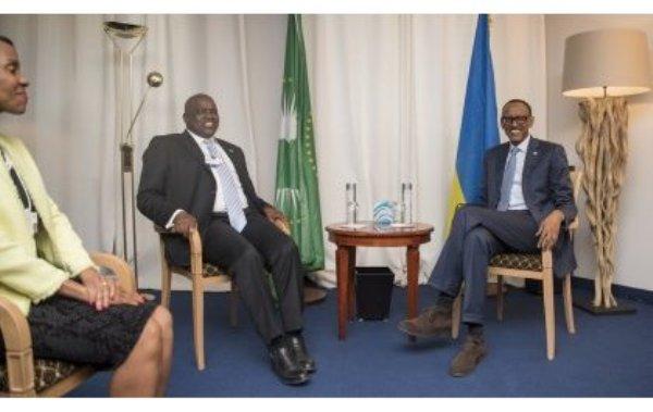 Le Président Kagame attendu au Botswana pour une visite d'Etat