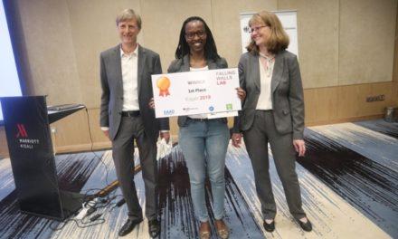 Une rwandaise nommée Ingenere a créé une innovation pour détecter les faux documents