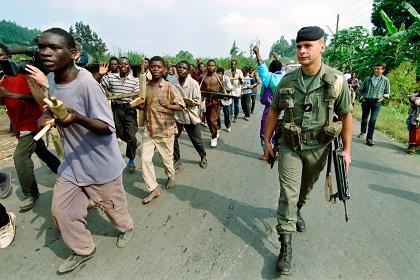 Opération Turquoise, l'Armée a Fini par la Commémorer