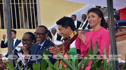 Madagascar entend suivre l'exemple du Rwanda sur le chemin du développement
