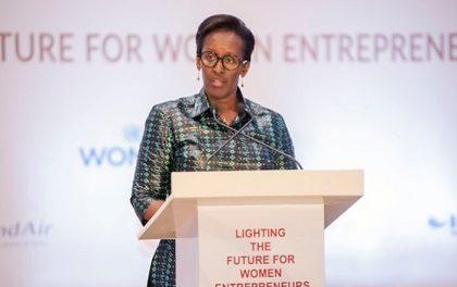 RWANDA :  Soutien de la Première Dame Jeannette Kagame aux Femmes d'Affaires