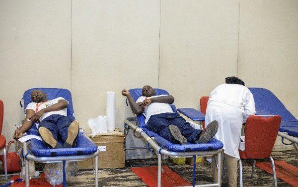 Le Rwanda devient le 2e pays africain à accueillir la Journée mondiale du don de sang