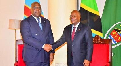 EAC :  La Tanzanie Approuve la Demande d'Adhésion de la RDC à la Communauté de l'Afrique de l'Est