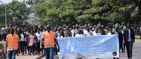UTB-Rubavu commémore le génocide contre les Batutsi