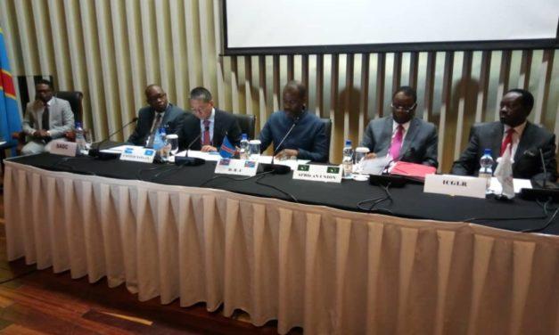 Grands lacs : les responsables de services de sécurité en réunion à Kinshasa
