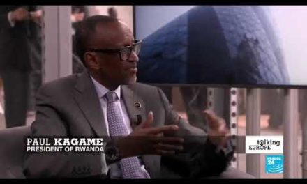 H E PAUL KAGAME – FRANCE 24