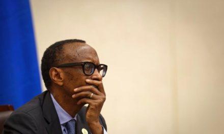 Entretien avec le président rwandais Paul Kagame