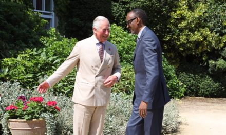 Kagame à Londres rencontre le Prince Charles : sur l'Organisation de CHOGM en 2020 à Kigali