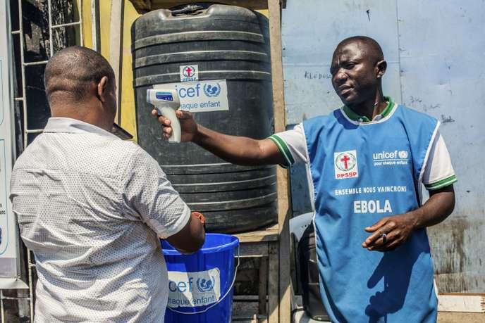 Ebola en RDC : peur sur la ville et branle-bas de combat à Goma