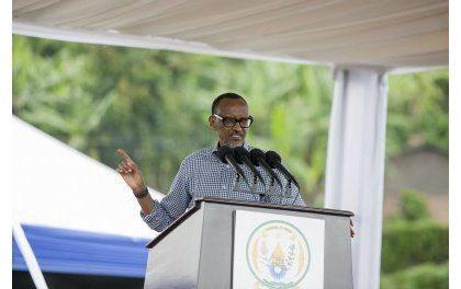 U Rwanda na Afurika ntibyaremewe guhora biganya- Perezida Kagame
