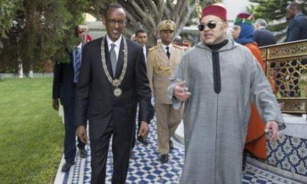 Le Rwanda décide d'ouvrir son ambassade au Maroc