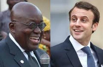 FRANÇAFRIQUE : Macron et l'Afrique, un Grand Débat Africain à l'Elysée