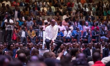 Paul Kagame, le Sankara