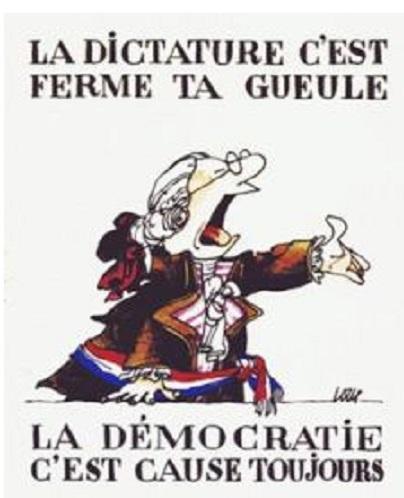 GOUVERNANCE :  « Des Milliards de Gens ne Veulent pas la Démocratie »
