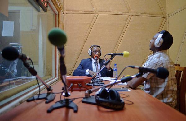 """Fermeture de la BBC au Burundi : """"la survie des médias indépendants est en jeu"""" (RSF)"""