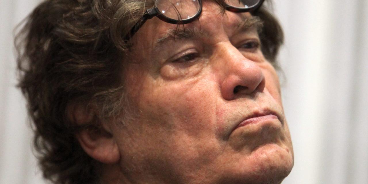 L'écrivain et journaliste Pierre Péan est mort