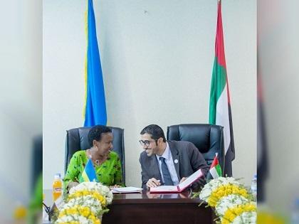 KIGALI :  Les EAU et le Rwanda Signent un Mémorandum d'Entente sur la Mobilité de la Main-d'Oeuvre