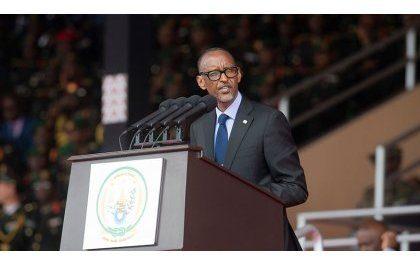Kagame au 25è anniv. de la libération : le combat pour le changement radical en action