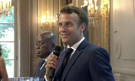 Échanges avec les diasporas africaines avec Macron et Nana Addo du Ghana 1 sur «rwandaise.com»