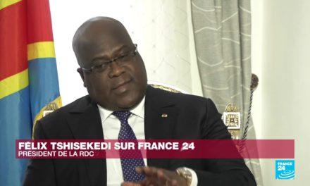 Entretien EXCLUSIF avec Félix Tshisekedi, président de la RD Congo, en intégralité