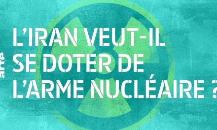 L'Iran veut-il se doter de l'arme nucléaire ? – 28 minutes – ARTE