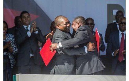 Kagame témoin des accords Frelimo-Renamo au Mozambique ;Quid du contentieux rwando-ugandais ?