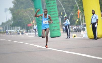 15 ème édition du SMIB-Brazzaville 2019 : le rwandais Félicien Mohiri Tiria  réédite l'exploit de 2018
