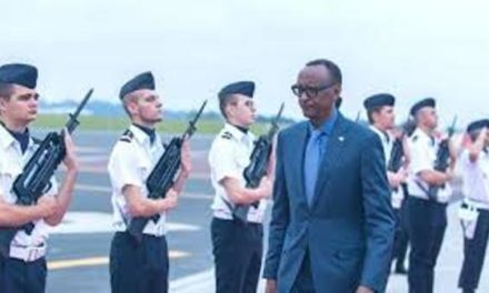 President Kagame in France for G7 Summit