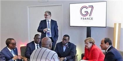 G7 BIARITZ  : Afrique – Financement en Faveur des Femmes en Afrique (AFAWA) – BAD