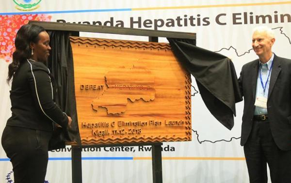 Rwanda veut éliminer l'hépatite C d'ici cinq ans