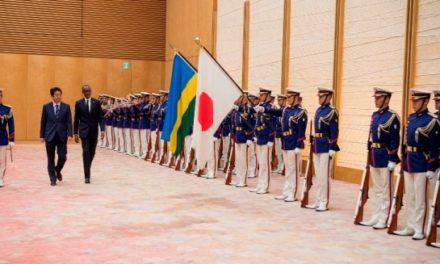 Le Président Kagame au Japon pour la TICAD 7
