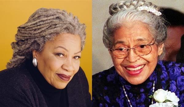 AMERIQUE NOIRE : Toni Morrison , Rosa Parks : Deux Visions du Combat de la Liberté