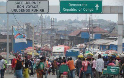 Imipaka ihuza u Rwanda RDC  i Rubavu  yafunzwe kubera Ebola