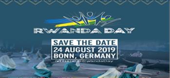 Rwanda Day 2019 prévu le 24 août en Allemagne