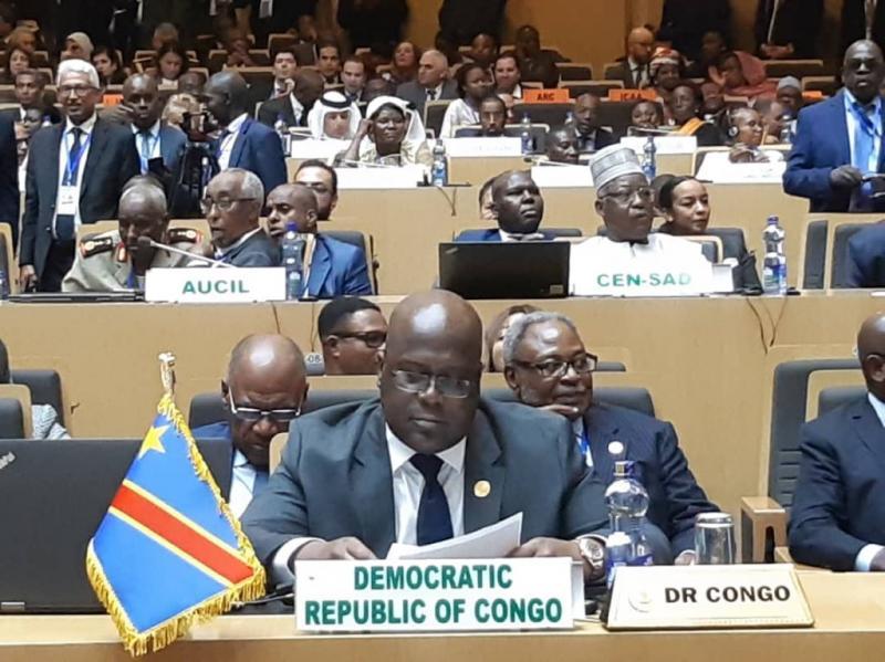 RDC : Tshisekedi va présider à Kinshasa en octobre une réunion sur la sécurité, une dizaine de chefs d'Etat attendus