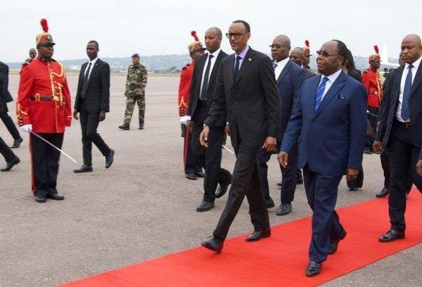 Le Président Kagame à Brazzaville pour le 5e Forum Investir en Afrique