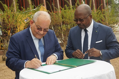 CEEAC : Bilie-By-Nze et Ahmad Allam-Mi chez Paul Kagamé
