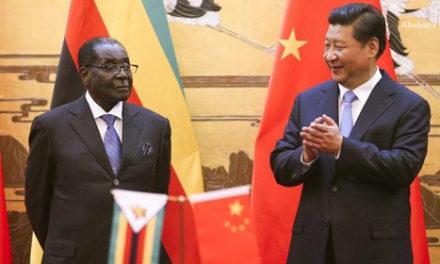 """Robert Mugabe décédé: la Chine pleure un """"exceptionnel leader"""""""
