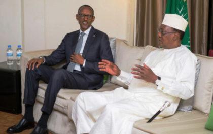 Le Rwanda et le Tchad vont coopérer pour renforcer la gestion des finances publiques