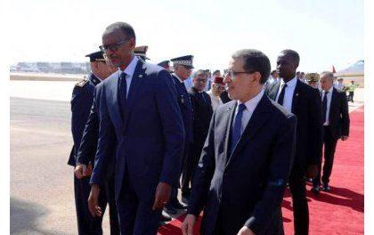 Perezida Kagame yitabiriye inama y'umuryango WPC uharanira iterambere ry'imiyoborere