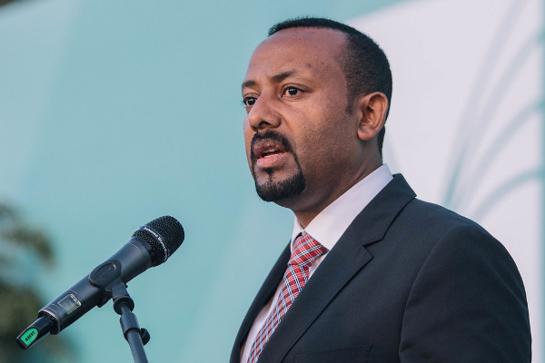 Le Premier ministre éthiopien Abiy Ahmed Prix Nobel de la paix 2019