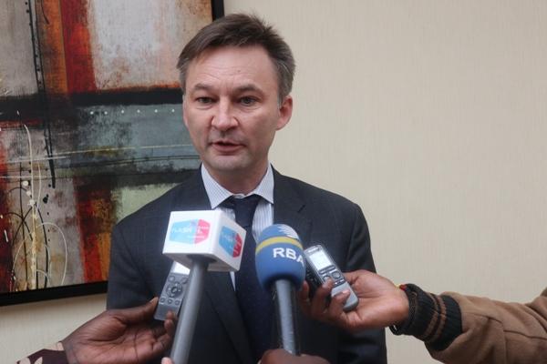 «Le Rwanda fait beaucoup de choses en matière de changement climatique» -Jérémie Blin